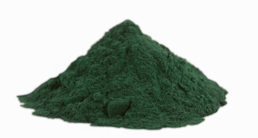 Spirulina-powder-shadow