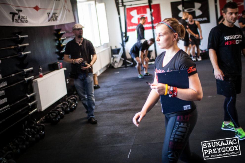 IMG 2417 - CrossFit Kraków - I zawody Klubowe