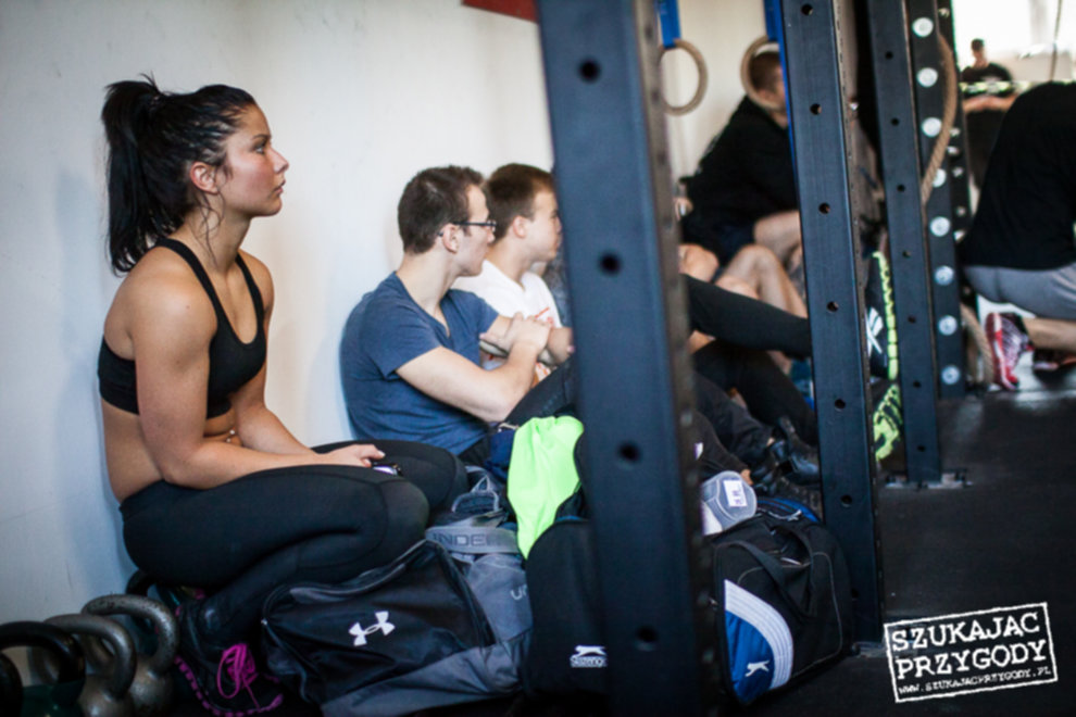 IMG 2459 - CrossFit Kraków - I zawody Klubowe