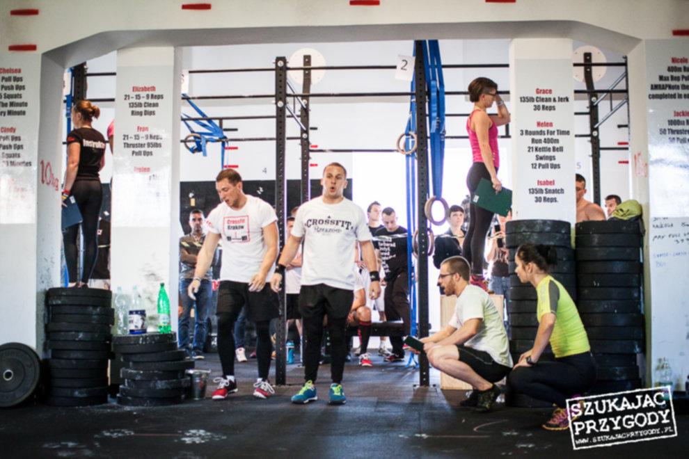 IMG 2464 - CrossFit Kraków - I zawody Klubowe