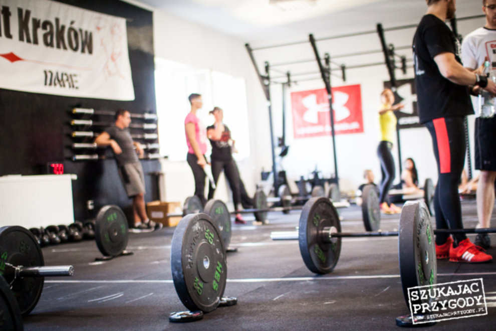 IMG 2532 - CrossFit Kraków - I zawody Klubowe