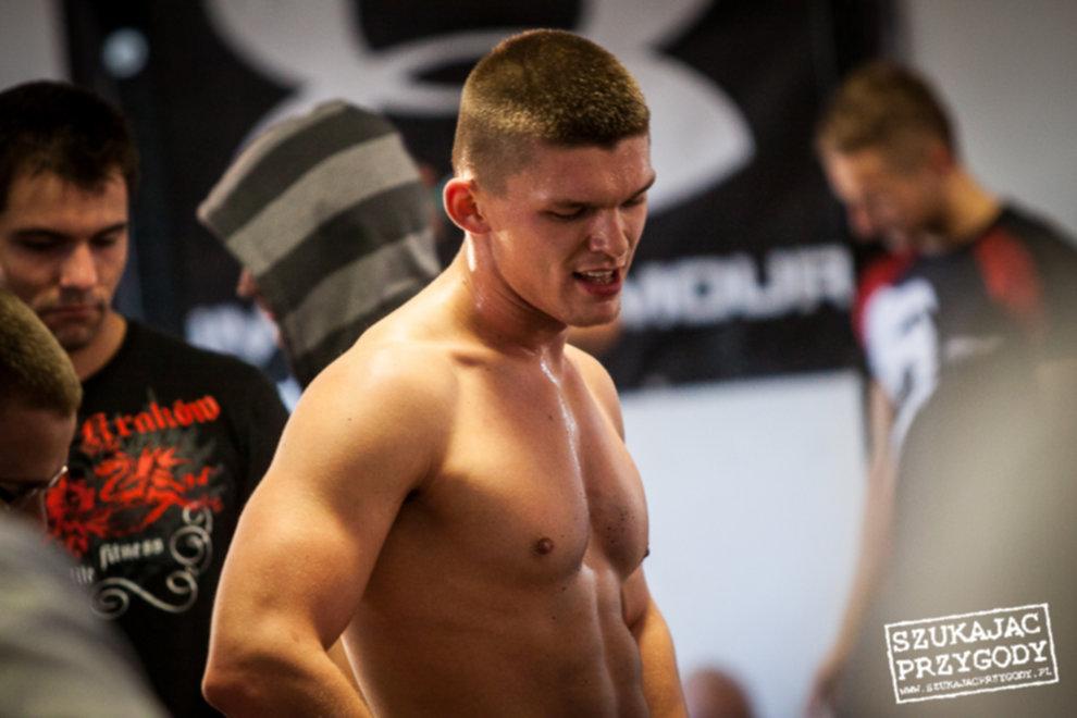 IMG 2575 - CrossFit Kraków - I zawody Klubowe