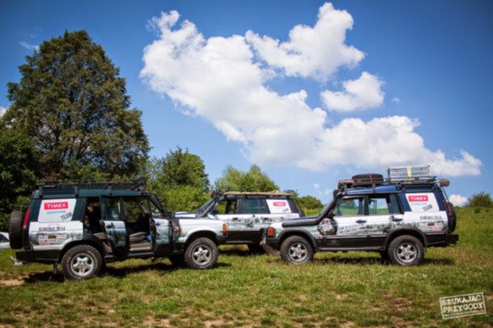 off road rumunia 04 - Off Road w Rumuni - Timex Expedition Team