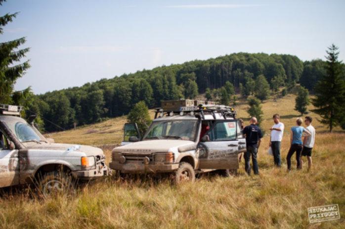 off road rumunia 16 - Off Road w Rumuni - Timex Expedition Team