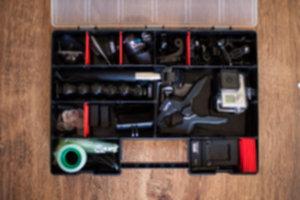 IMG 7365 300x200 - Tani pokrowiec na GoPro Hero - DIY