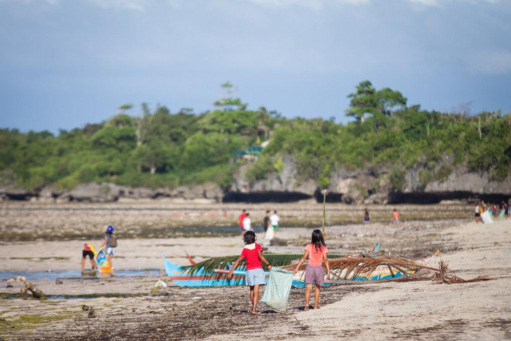 IMG 4691 1024x683 - Sprzątanie plaży na Siquijor