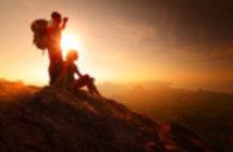 bigstock two hikers enjoying sunrise fr 47984294 214x140 - Jaki plecak w góry wybrać?
