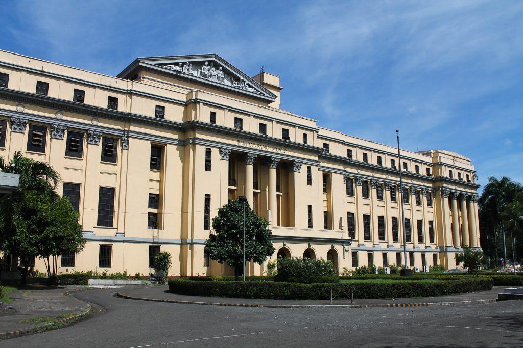 National Museum Philippines 1024x683 - City of Manila – co odwiedzić w stolicy Filipin