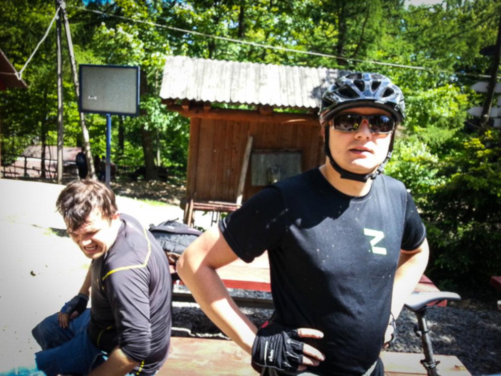 2013 05 31 14.27.41 - Leskowiec na rowerze
