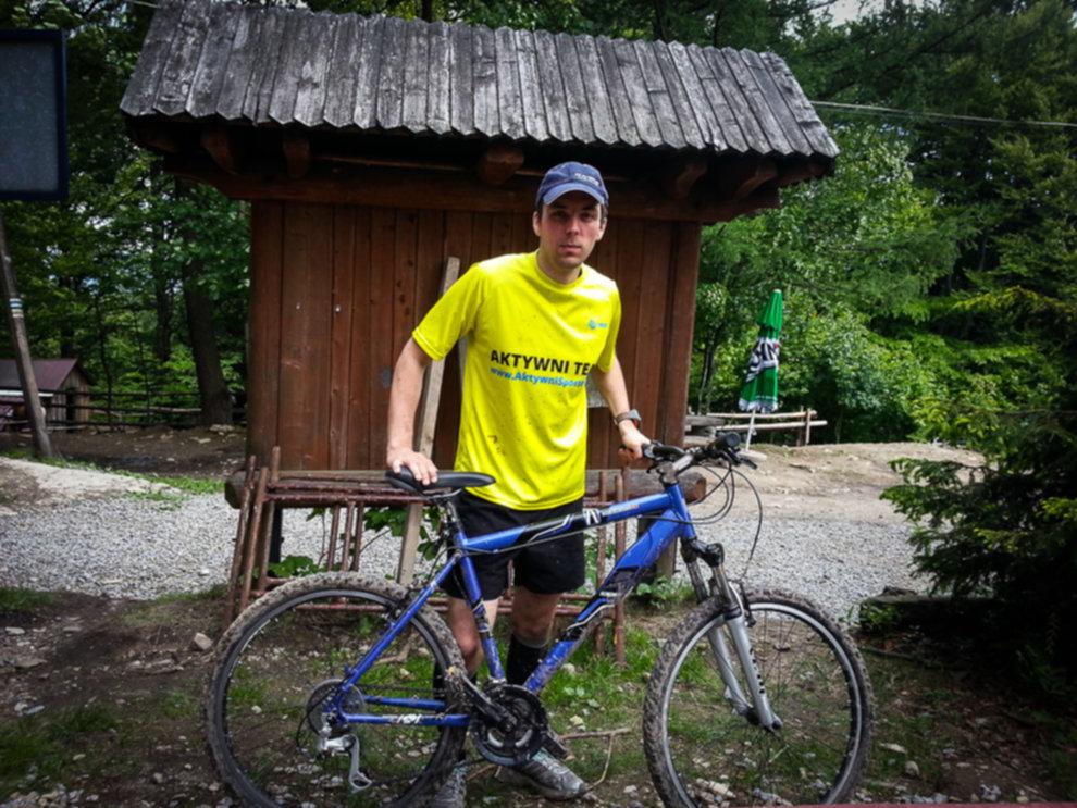 2013 05 31 14.48.20 - Leskowiec na rowerze
