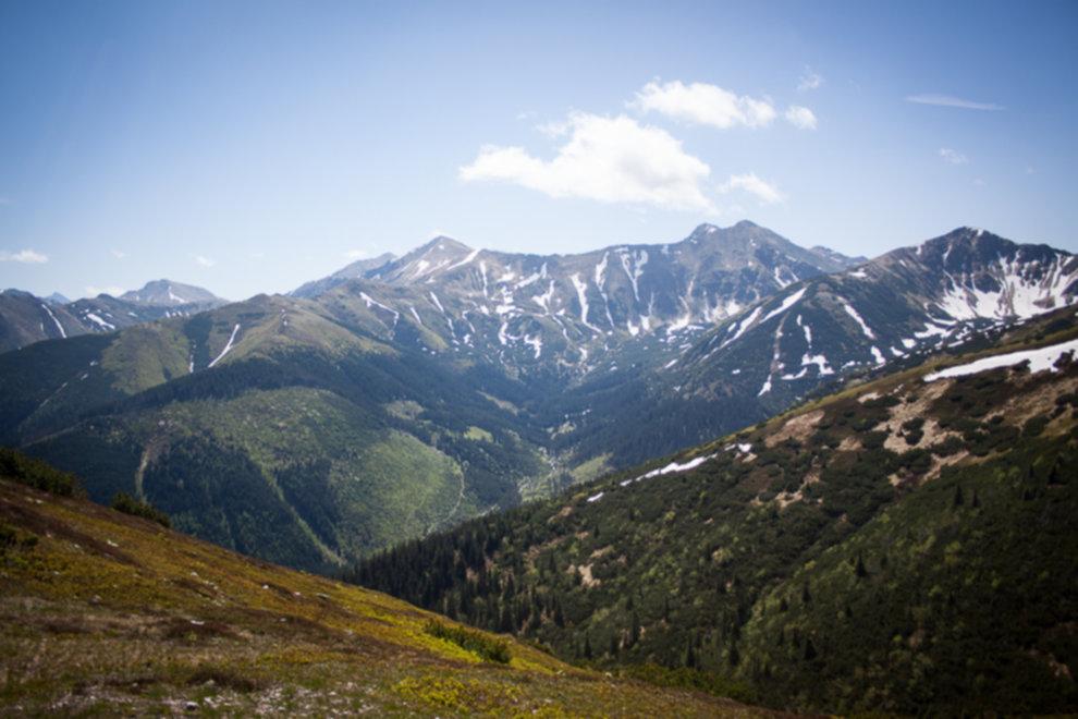 IMG 3013 - Niedziela w Tatrach Zachodnich