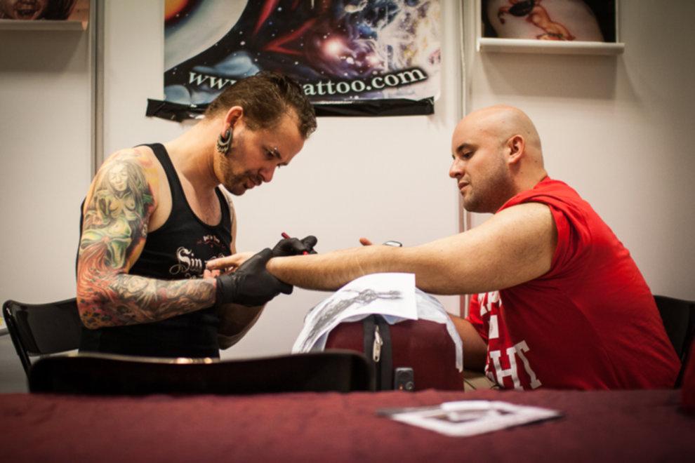 IMG 3226 - Tattoofest 2013 - FOTO