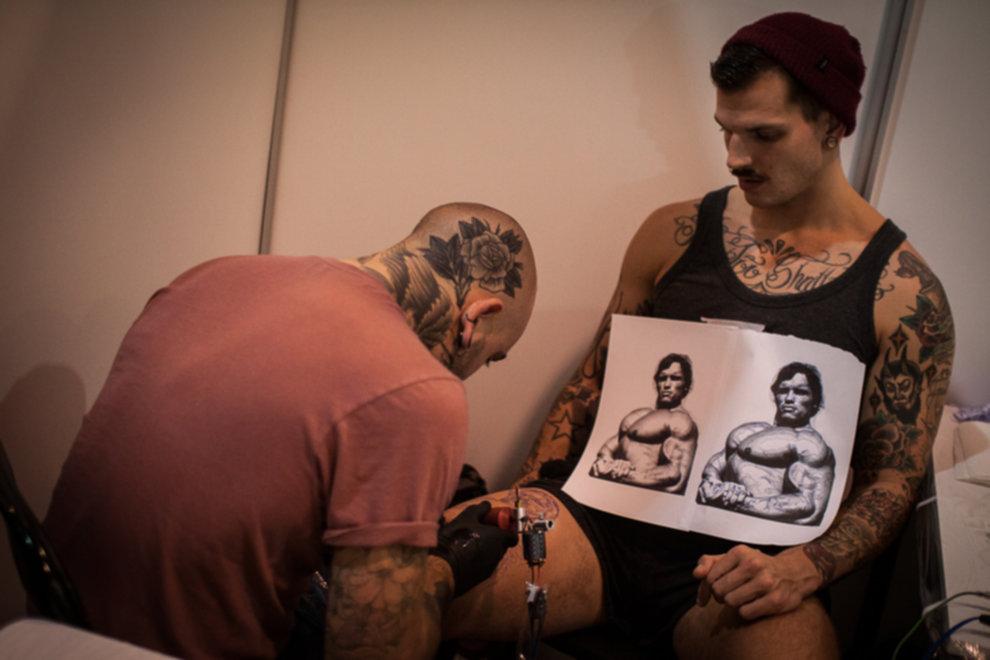 IMG 3232 - Tattoofest 2013 - FOTO