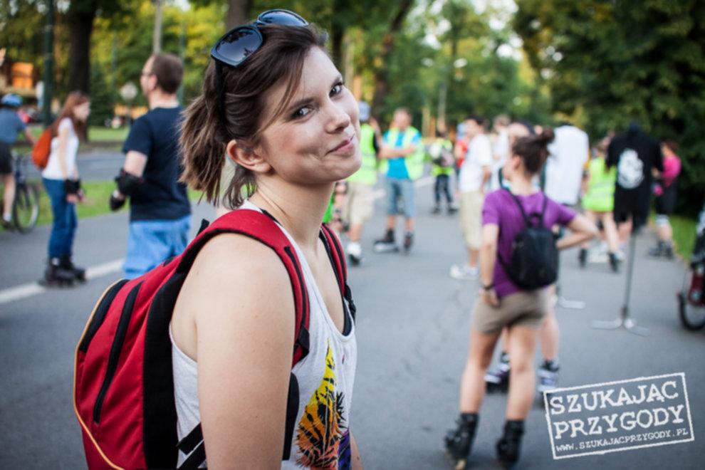 IMG 4689 - Kraków, rolki i my – 18.07.2013