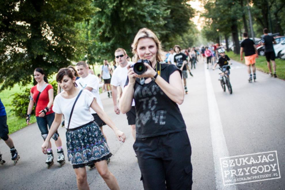 IMG 4739 - Kraków, rolki i my – 18.07.2013