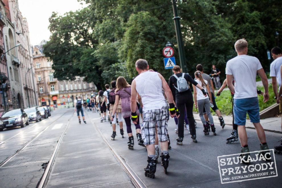 IMG 4764 - Kraków, rolki i my – 18.07.2013