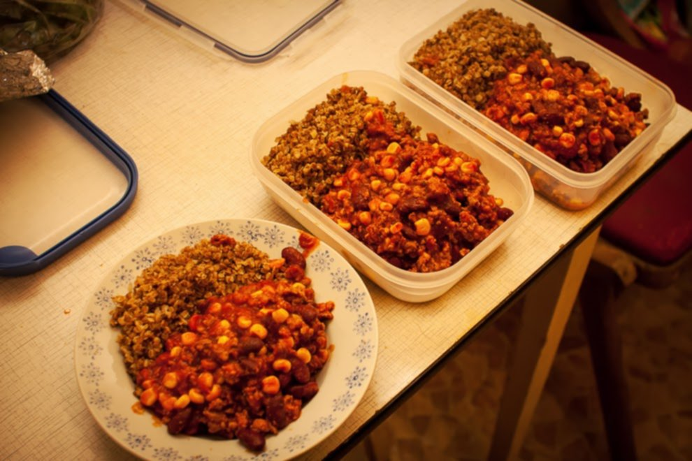 IMG 9050 - Chili con carne – wersja zdrowa