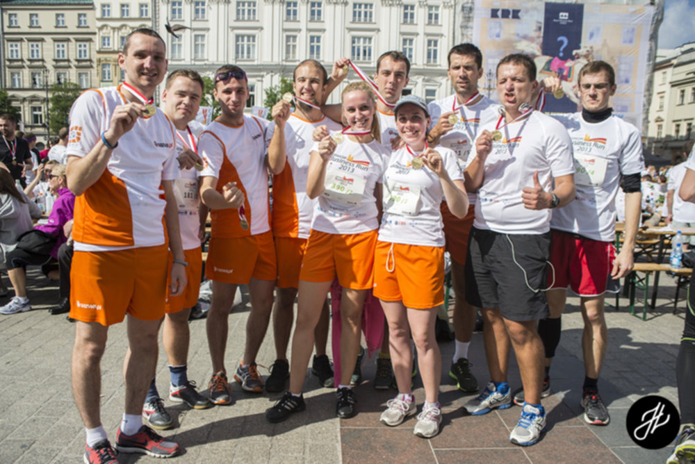 DSC5582 - Kraków Business Run 2013 - relacja