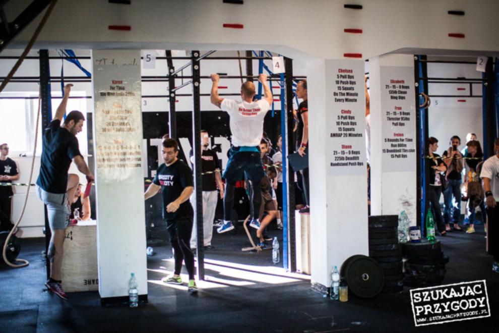 IMG 2456 - CrossFit Kraków - I zawody Klubowe