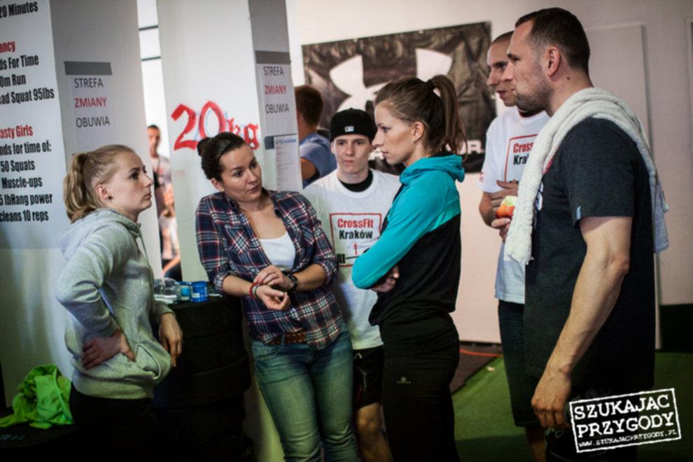 IMG 2521 - CrossFit Kraków - I zawody Klubowe