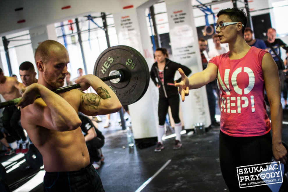 IMG 2558 - CrossFit Kraków - I zawody Klubowe