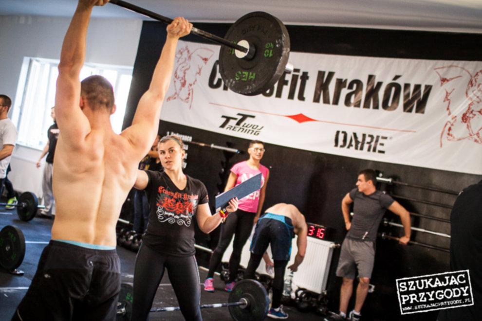IMG 2567 - CrossFit Kraków - I zawody Klubowe