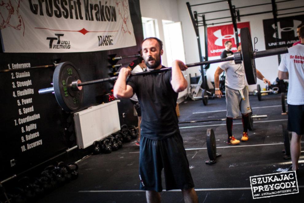 IMG 2601 - CrossFit Kraków - I zawody Klubowe