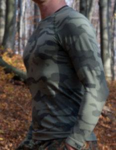 bluza 6 233x300 - OPTILINE TACTICAL - Koszulka na warunki jesienne