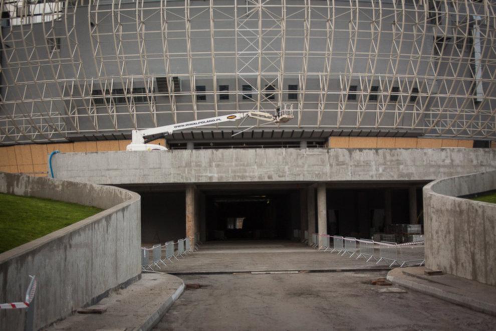 IMG 3059 - Kraków Arena – zdjęcia