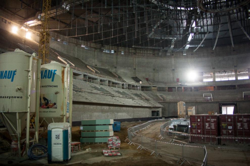 IMG 3065 - Kraków Arena – zdjęcia