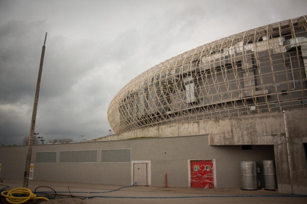 IMG 3095 - Kraków Arena – zdjęcia