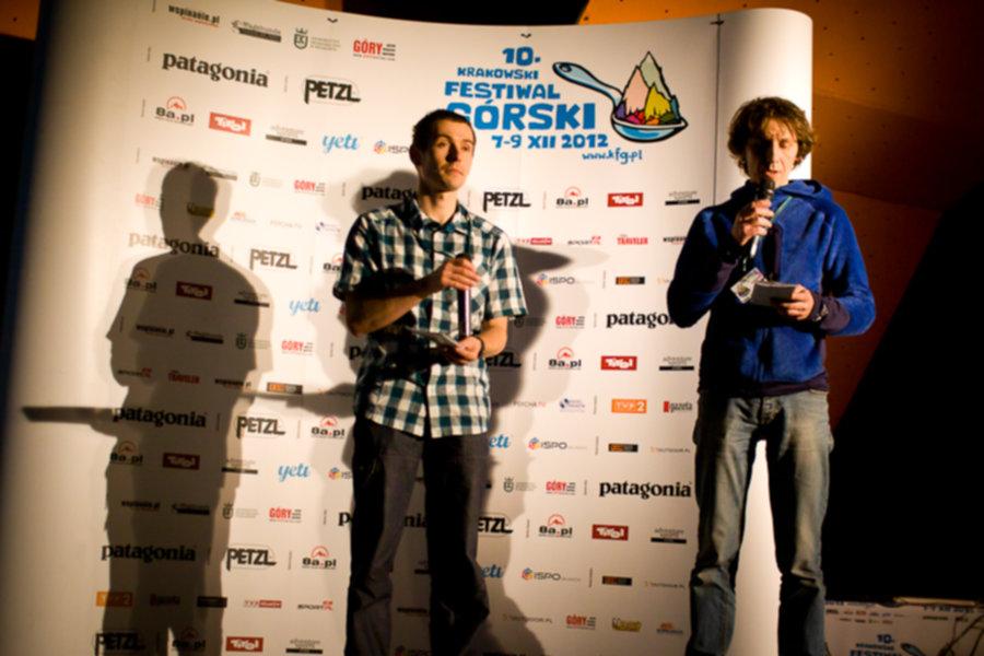 IMG 8094 - Krakowski Festiwal Górski 2013 - konkurs
