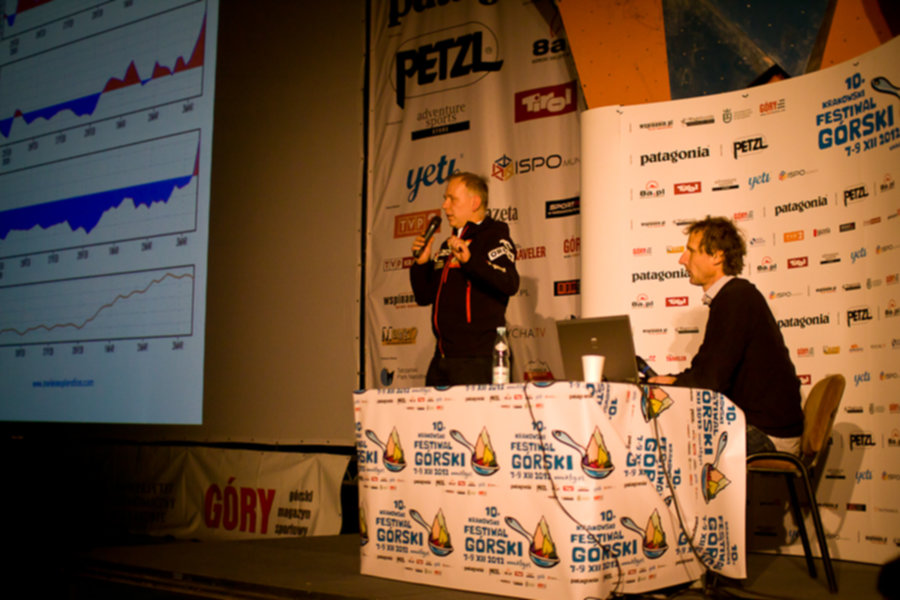 IMG 8462 - Krakowski Festiwal Górski 2013 - konkurs