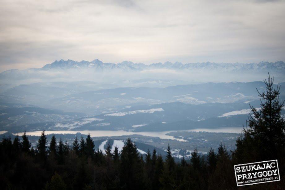MG 7598 - Lubań – Wspaniały widok na Tatry