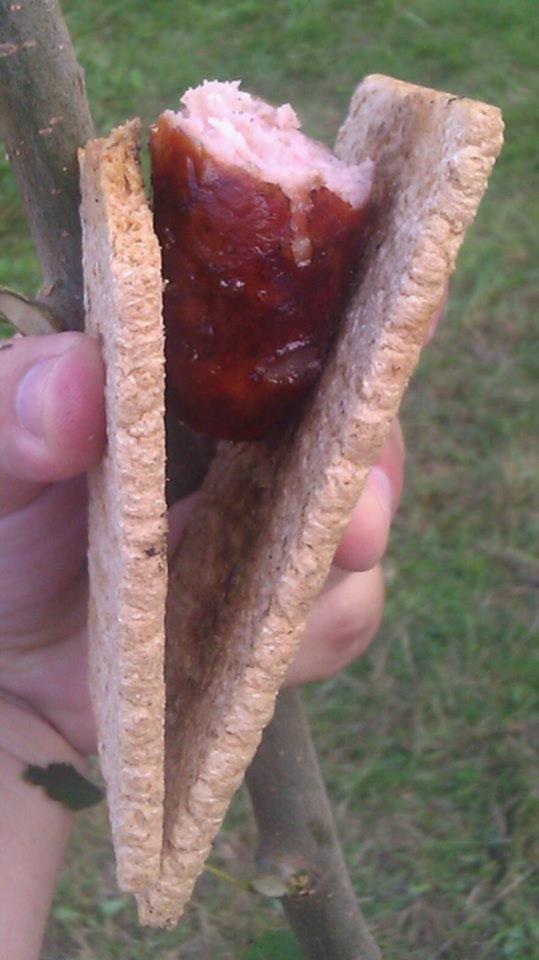 hotdog fit - Dieta cud - chcesz zeszczupleć, nie żryj tyle