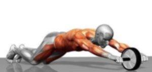 ciwczenia na brzuch 01 300x143 - Trening w domu - Ćwiczenia na brzuch