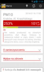 poziom zanieczyszczen powietrza 02 182x300 - Powietrze w Krakowie – Poziom zanieczyszczeń