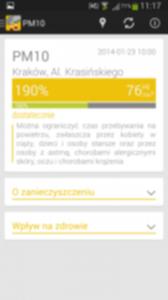 zanieczyszczenie powietrza krakow 02 168x300 - Powietrze w Krakowie – Poziom zanieczyszczeń