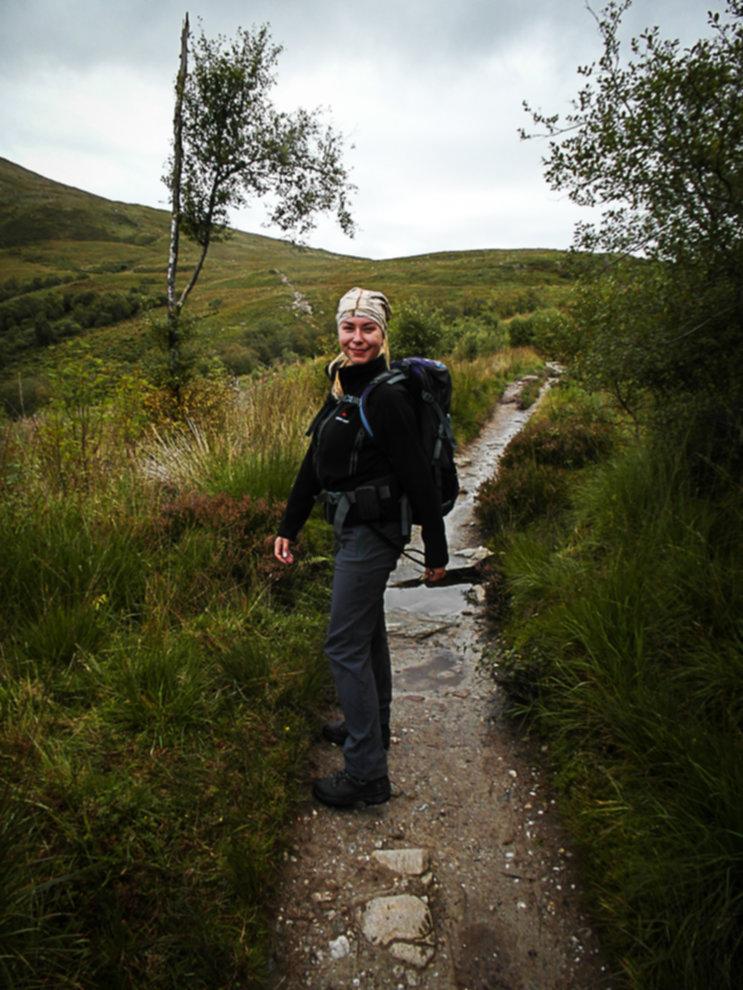 SAM 1663 - Jak tanio zwiedzić Szkocje? - South Highlands