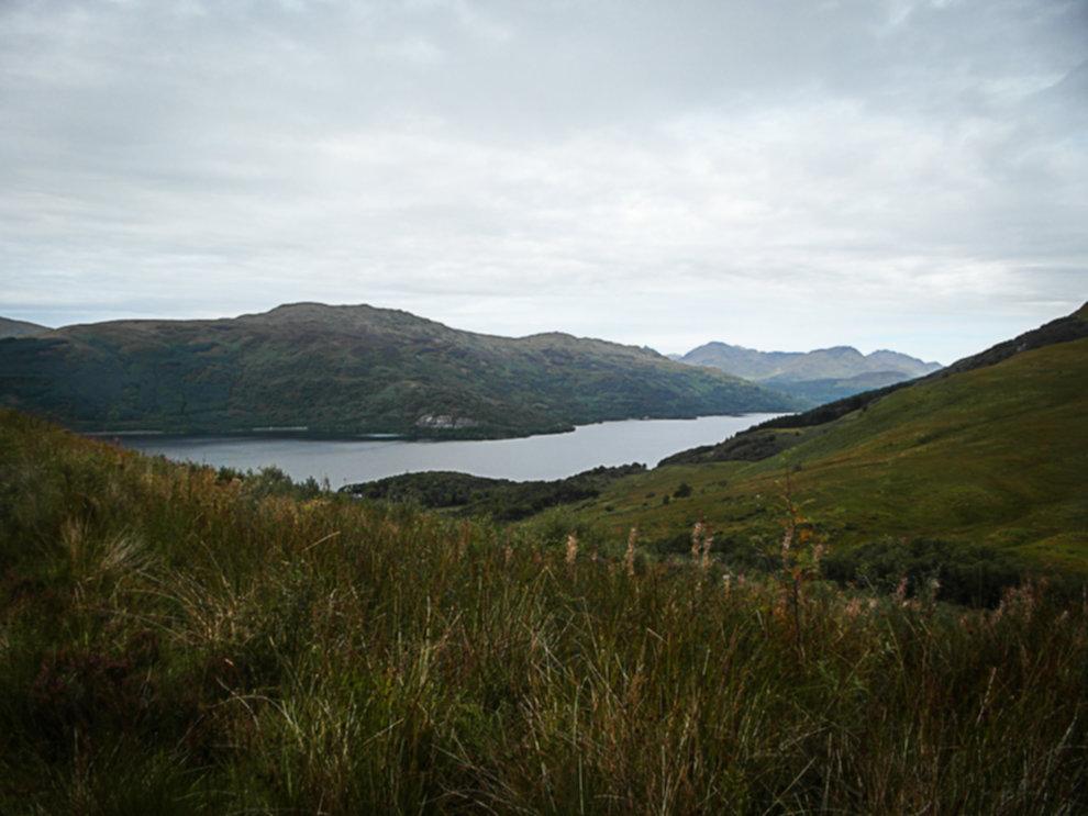 SAM 1664 - Jak tanio zwiedzić Szkocje? - South Highlands