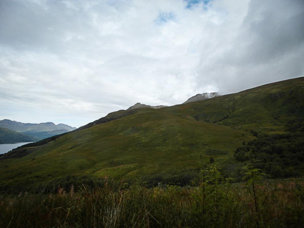 SAM 1665 - Jak tanio zwiedzić Szkocje? - South Highlands