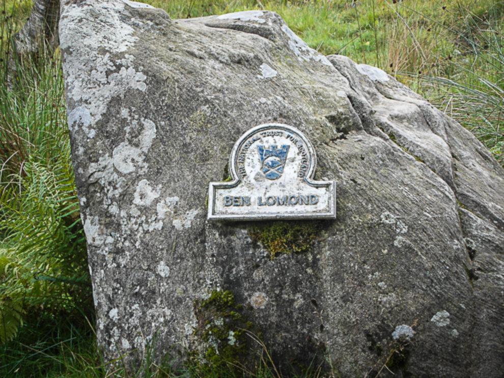 SAM 1666 - Jak tanio zwiedzić Szkocje? - South Highlands