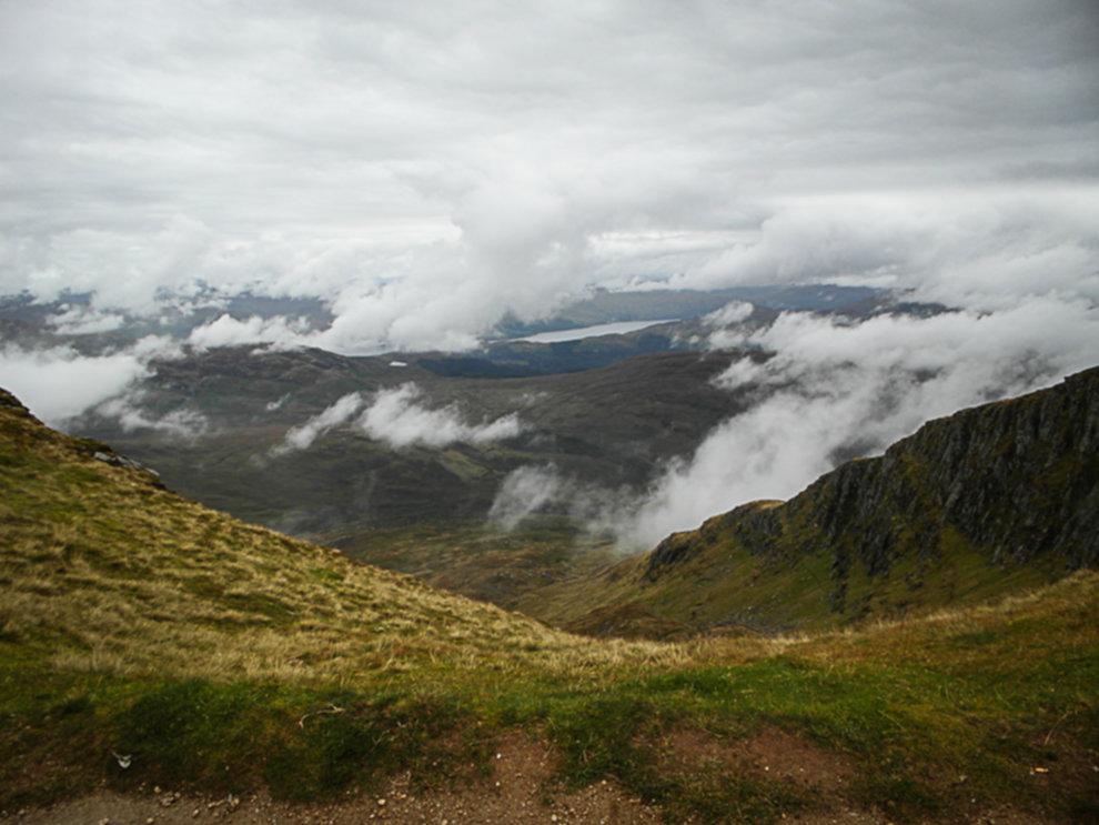 SAM 1693 - Jak tanio zwiedzić Szkocje? - South Highlands