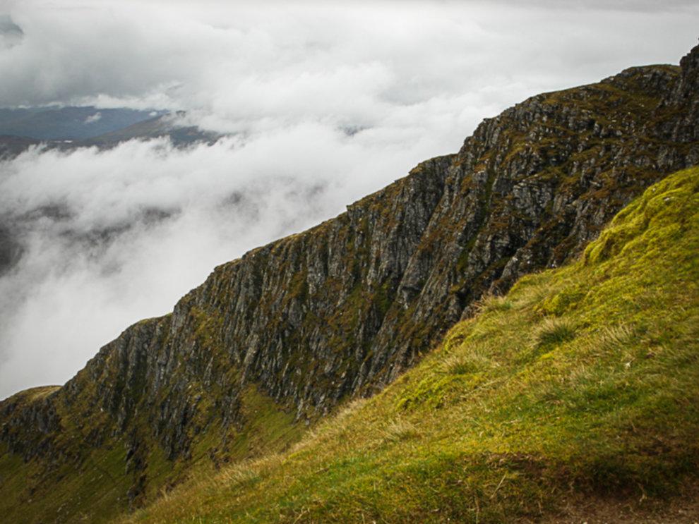 SAM 1697 - Jak tanio zwiedzić Szkocje? - South Highlands