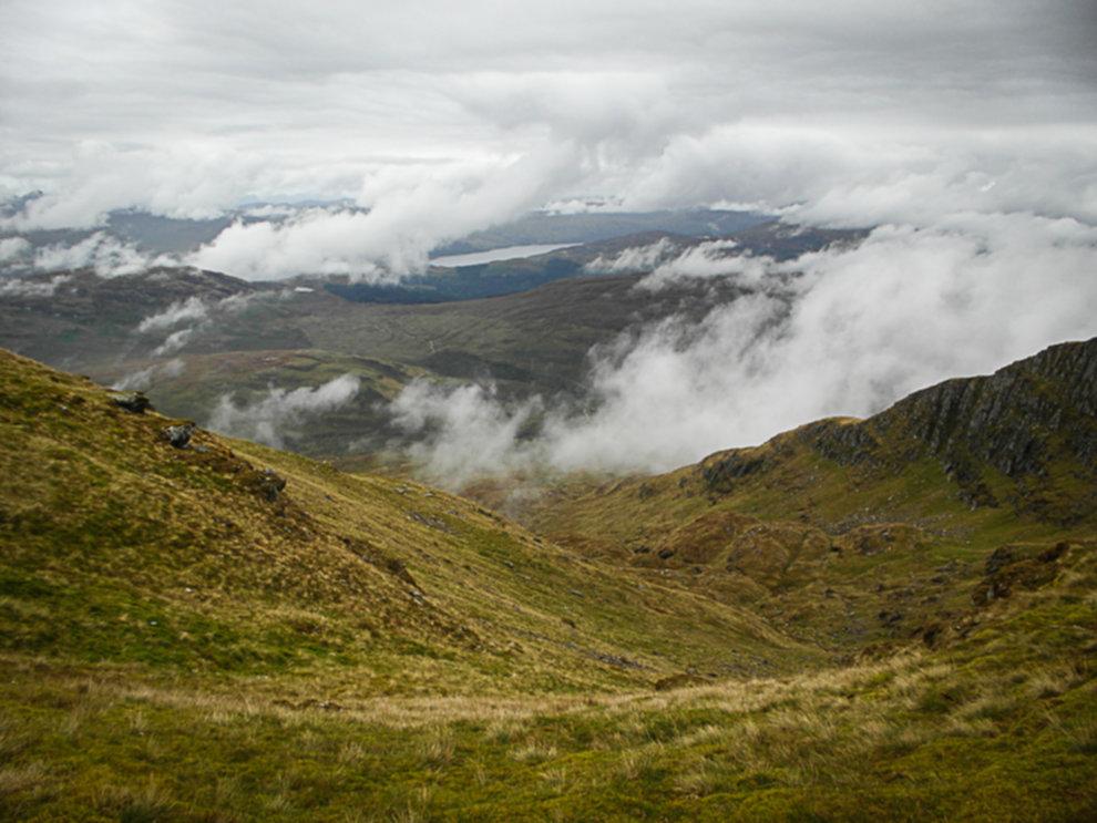 SAM 1700 - Jak tanio zwiedzić Szkocje? - South Highlands