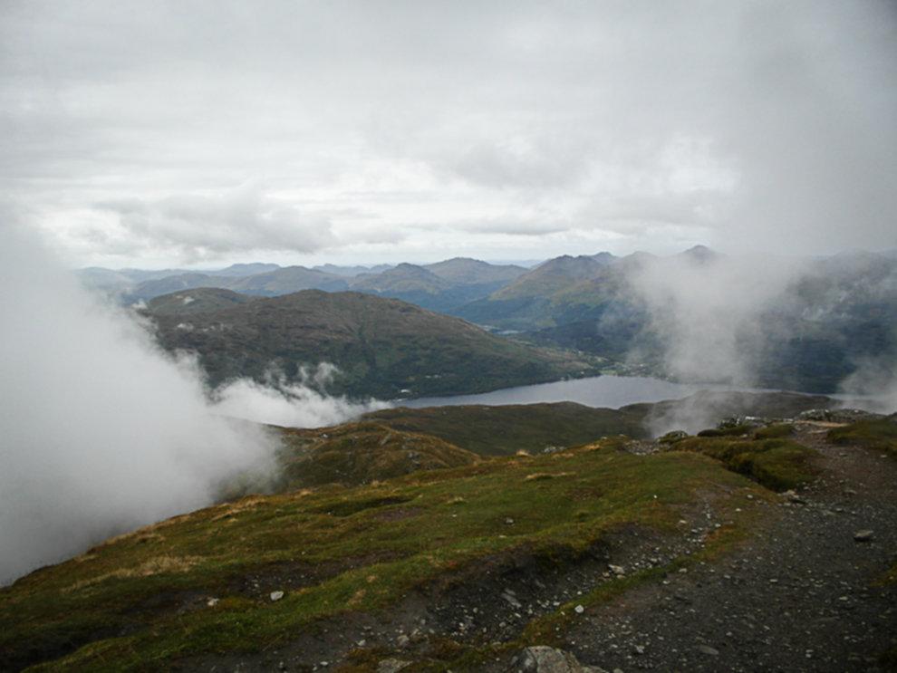 SAM 1709 - Jak tanio zwiedzić Szkocje? - South Highlands