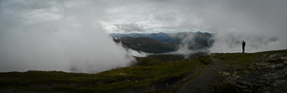 SAM 1710 - Jak tanio zwiedzić Szkocje? - South Highlands