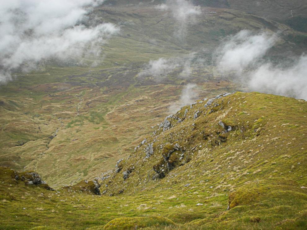 SAM 1714 - Jak tanio zwiedzić Szkocje? - South Highlands