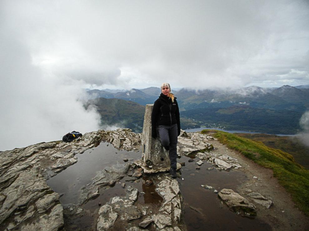 SAM 1720 - Jak tanio zwiedzić Szkocje? - South Highlands