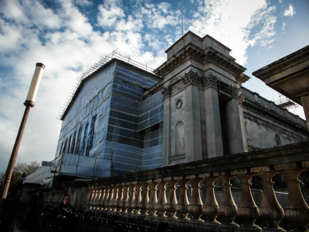 Fitzwilliam Museum - Miasto w 48 godzin:  Cambridge